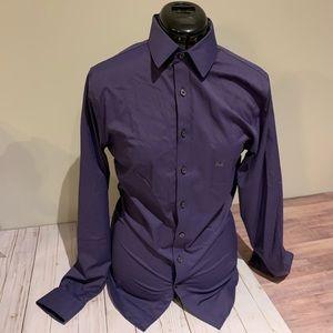 Express Men's button down shirt-New
